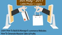E-commerce Training/Masterclass