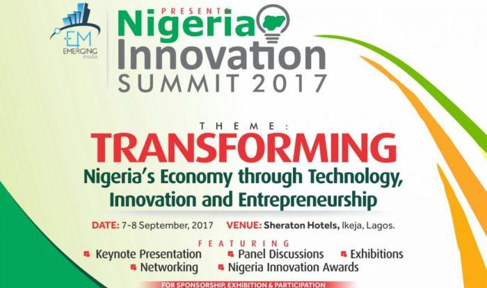 Nigeria Innovation Summit 2017