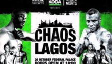 Chaos in Lagos