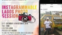 Instagrammable Lagos Photo Session