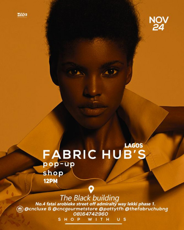 Fabric Hub's Pop-Up Shop