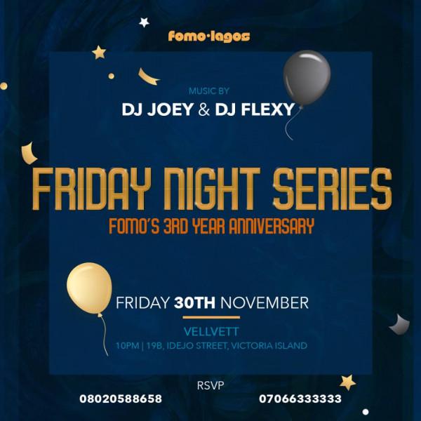 Friday Night Series