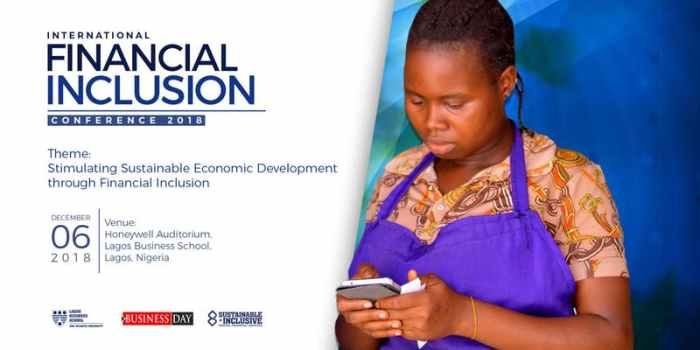 International Financial Inclusion Conference 2018