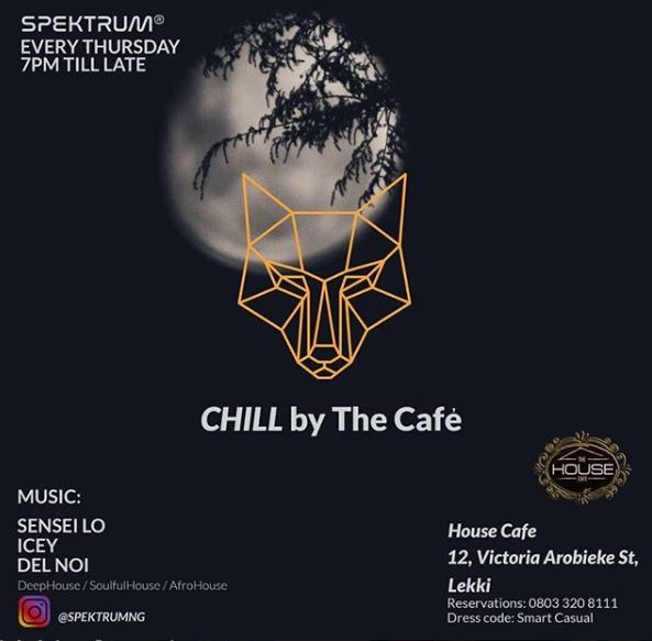 Chill by the Café