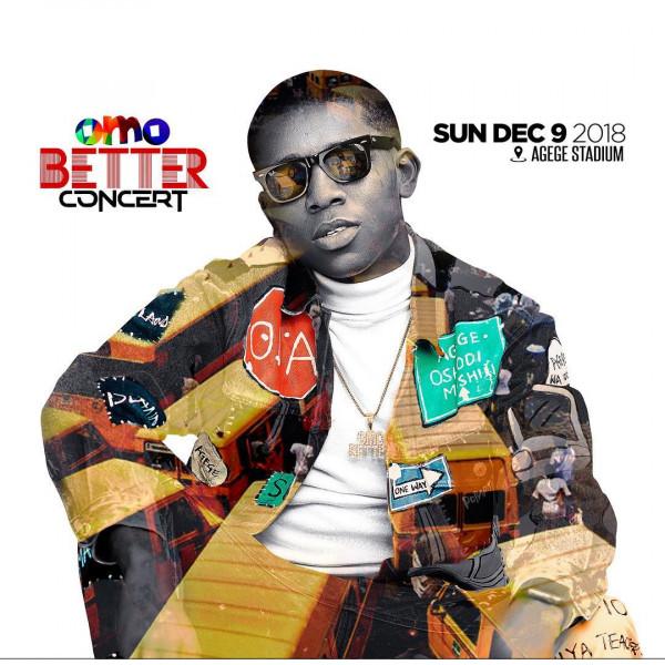 Omo Better Concert