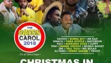 Ovation Carol 2018