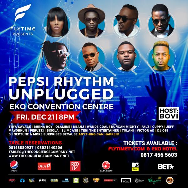 Pepsi Rhythm Unplugged