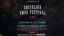 Socialiga Christmas Festival