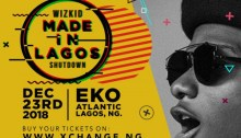 Wizkid Made in Lagos
