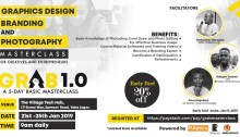 Graphics, Branding and Photography Masterclass
