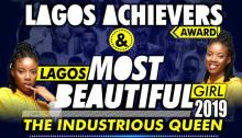Lagos Achievers Award and Lagos Most Beautiful Girl 2019