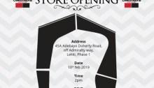 Celebrations Store Opening