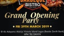 Barbeque Bistro Grand Launch Party