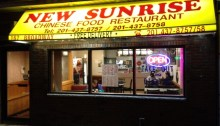 Sunrise Chinese Restaurant