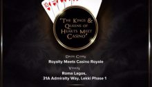 The Kings and Queens of Hearts Meet Casino Royale