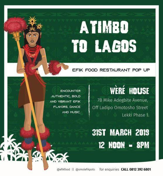 Atimbo To Lagos