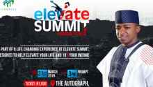 Elevate Summit 2019