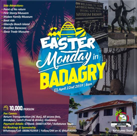 Badagry Tour