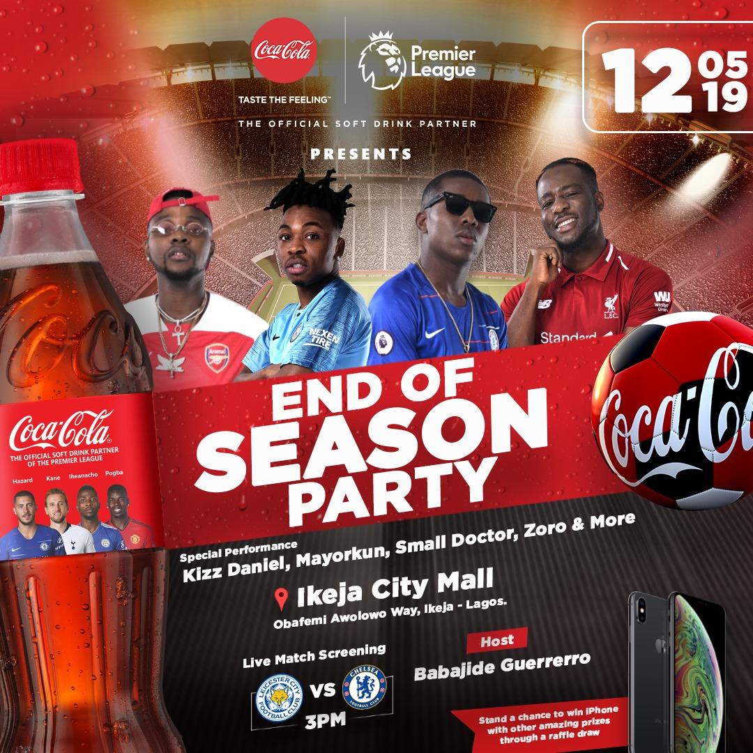 Leggo Naija Season Finale Party