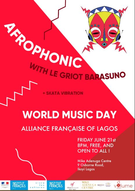 Afrophonic with Le Griot Barasuno