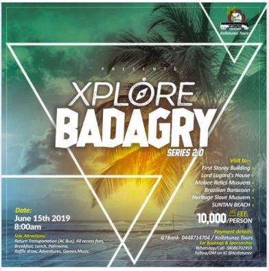 Explore Badagry 2.0