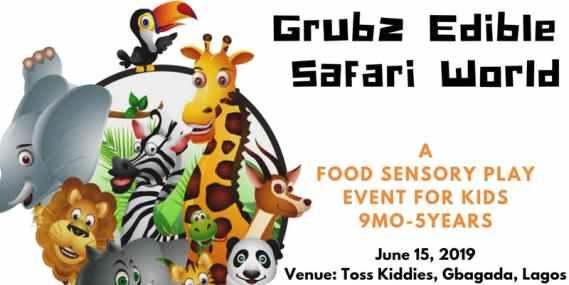 Grubz Edible Safari World
