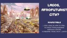 Lagos, Afrofuturist City