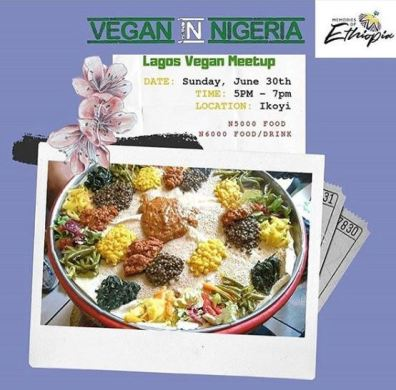 Lagos Vegan Meet-Up