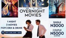 Men In Black Overnight Movies