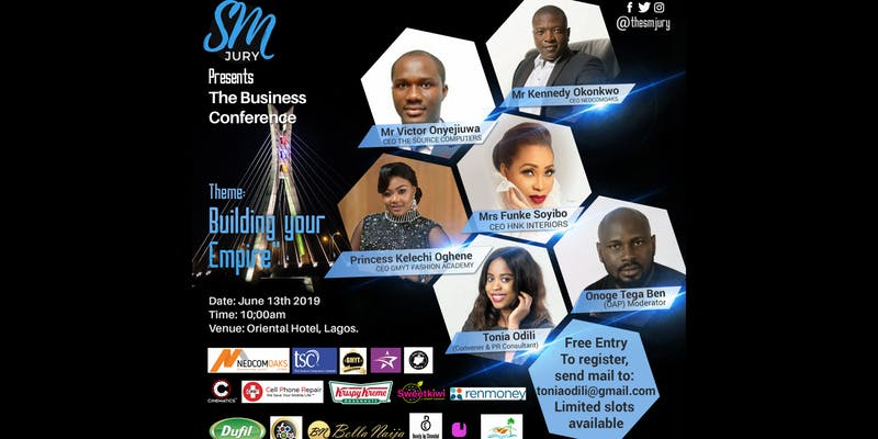 The SM Jury Business Conference