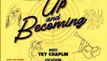 Up and Becoming