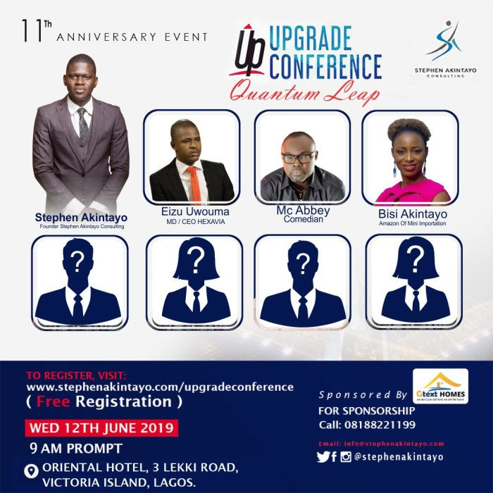 Upgrade Conference