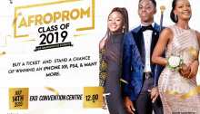 Afroprom Class of 2019