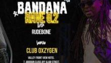 Bandana Rave 0.2 With Rudebone