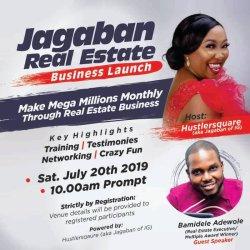 Jagaban Business Launch