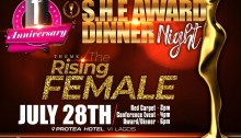S.H.E. Award Dinner Night