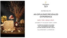 An Opulence Revealed Experience