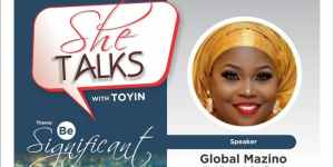 She Talks With Toyin