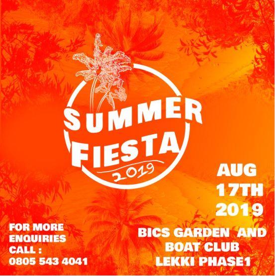 Summer Fiesta 2019