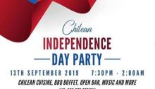 Chilean Independence Day Party