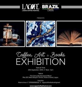 Coffee, Art & Books