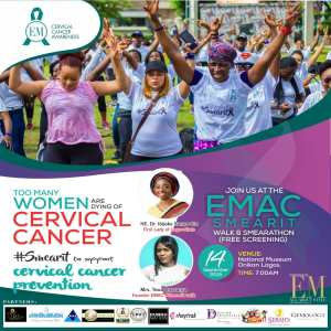 EMAC SMEARIT Walk and Smearathon