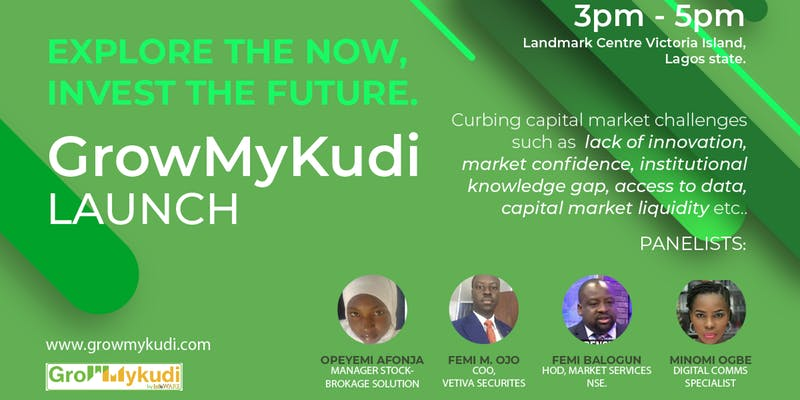GrowMyKudi Launch