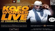 Kofo Wonder Live