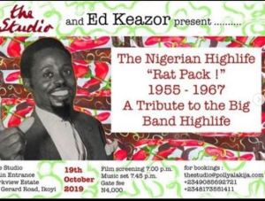 The Nigerian Highlife