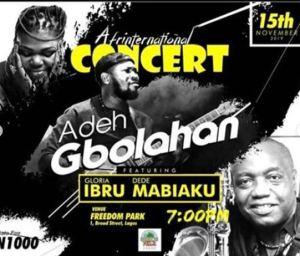 Afrinternational Concert
