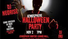 Atmosphere Halloween Party