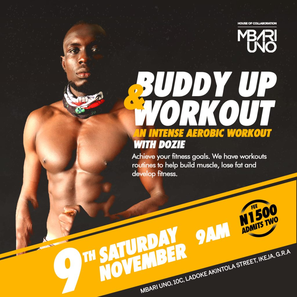 Buddy Up & Workout