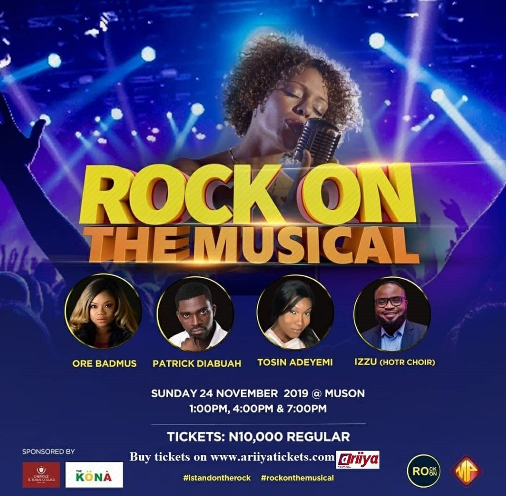 Rock On The Musical