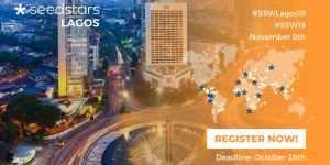 Seedstars Lagos 2019